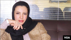 ایرانی فلم ساز خاتون مریم ابراہیم وند، فائل فوٹو