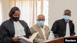 Paul Rusesabagina mu rukiko rw'ibanze rwa Kicukiro
