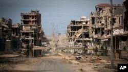 Sirte (foto de arquivo)