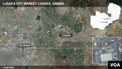 City Market, Lusaka, Zambia