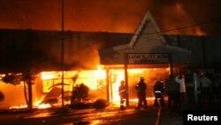5 Dead in Indonesia Riot, Mass Prison Escape