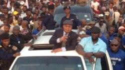 L'appel de l'opposition congolaise à manifester pour donner un préavis à Kabila-Eddy Isango à Kinshasa à Freddy Mantungulu