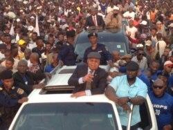 Tshisekedi appelle à la vigilance-déclaration recueillie à la fin du conclave du Rassemblement, par TopCongo