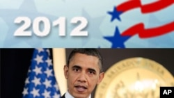 پیام تبریکی سال نو میلادی رئیس جمهور اوباما