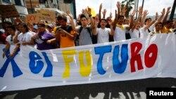 Mérida es reconocida por ser una ciudad universitaria y su alcalde señala que seguirán en las calles protestando de manera pacífica hasta que se solucionen sus problemas.