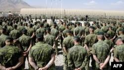 США планирует передислокацию войск в Афганистане