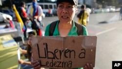 Desde su detención el pasado 19 de marzo, Antonio Ledezma ha recibido manifestaciones de apoyo de la población.