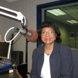Pioneering African-American reporter Belva Davis
