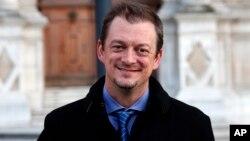 Президент международного паралимпийского комитета (МПК) Эндрью Парсонс