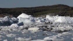 گرمایش زمین و ذوب شدن یخها به اقتصاد گرینلند آسیب رسانده است
