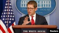 Juru bicara Gedung Putih Jay Carney menyatakan, Presiden Obama optimis bahwa fraksi Republik di DPR AS akan melakukan langkah yang tepat (foto: dok).