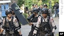 印尼警方确认击毙恐怖袭击主谋诺丁