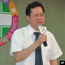 民进党发言人郑文灿
