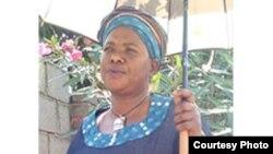 UNkosazana Kwanele Bhango