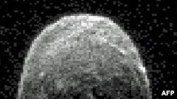 Asteroid proleteo pored Zemlje