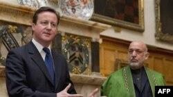 Մեծ Բրիտանիան խոստանում է պահպանել իր զորքերի ներկայությունն Աֆղանստանում