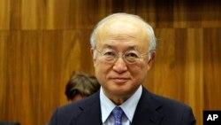 Yukiya Amano, director-geral da AIEA