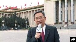 美國之音前駐香港記者熊健