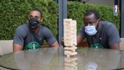 BAL: Jogadores curtem dia de folga do Ferroviário