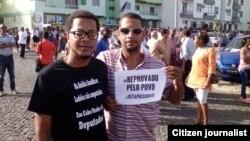 Cabo-verdianos manifestam-se contra aumento de salários (Arquivo)