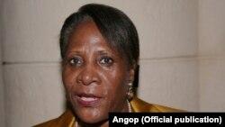 Angola Maria Celestina Fernandes, A Lagoa Misteriosa