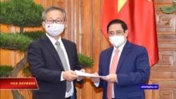 Nhật sắp tặng Việt Nam 1 triệu liều vaccine COVID | Truyền hình VOA 16/6/21