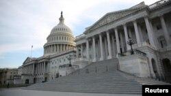 미국 워싱턴의 의회 건물.
