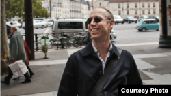 David Lebovitz, blogger of My Paris Kitchen, says the terrorist attacks have not diminished his affection for the city. (Tenspeed Press/Ed Anderson)
