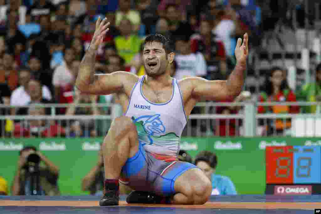 سعید عبدولی در المپیک لندن وقتی حذف شد به آنچه ناداوری نامیده بود، معترض بود. اما در ریو او با یک شکست به مدال سومی بسنده کرد.