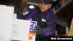 """FedEx dice que comenzar el servicio en Varadero le permitiría """"el mejor uso posible de sus recursos bajo las actuales condiciones del mercado en Cuba""""."""