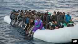 از آغاز سال روان میلادی تا حال حدود ۱۱۰۰ پناهجو در بحیرۀ مدیترانه غرق شده است