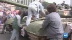 SSSR qulashiga turtki bergan avgust voqealari