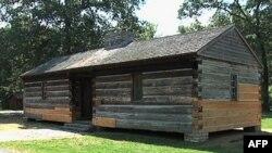 Krčma Grajnders, na drumu Naćez, staroj indijanskoj stazi, u današnjoj državi Tenesi u kojoj je 11. oktobra 1809. okončan život Merivedera Luisa