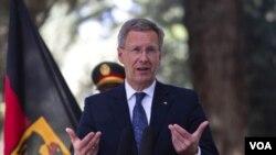 Presiden Jerman, Christian Wulff didesak mundur akibat skandal pinjaman pembelian rumah (foto: dok).