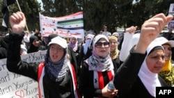Amerika Suriye Seçeneklerini Gözden Geçiriyor