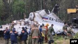 Ту-134 будут выведены из эксплуатации в России