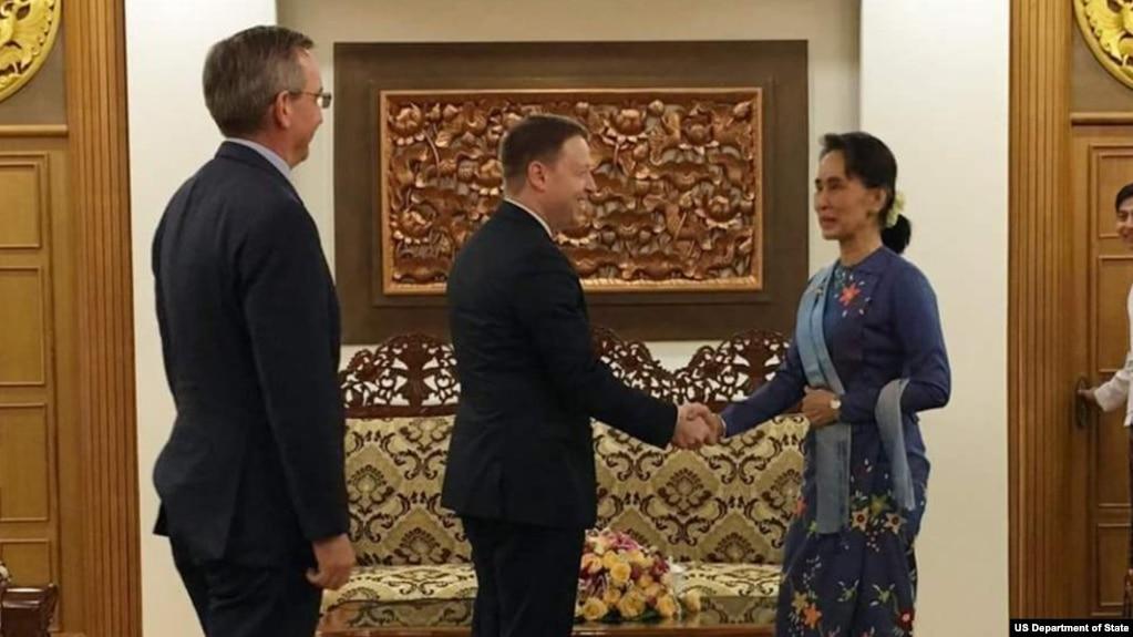 U S -Myanmar Relations