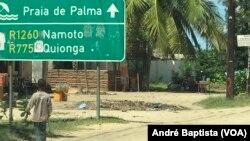 Palma district, Cabo Delgado, Mozambique