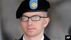 Bradley Manning, prajurit AS yang dituduh membocorkan rahasia militer ke WikiLeaks (foto: dok).