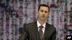 Tổng thống Syria Bashar al-Assad nhất định giữ chức tổng thống cho tới khi các cuộc bầu cử được tổ chức vào năm 2014.