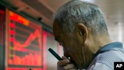 Los reguladores chinos dicen que están dispuestos a comprar acciones para estagbilizar el mercado de valores.