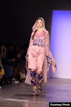 Busana karya 2Madison Avenue di New York Fashion Week 2019 (Courtesy: IFG).