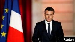 Presiden baru Perancis Emmanuel Macron telah memilih anggota kabinetnya (foto: dok).