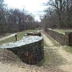 The Patowmack Canal in Great Falls Park, McLean, Virginia