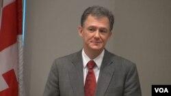ჯორჯ კენტი, აშშ-ის სახელმწიფო მდივნის თანაშემწის მოადგილე სამხრეთ კავკასიისა და აღმოსავლეთ ევროპის საკითხებში