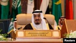 Raja Salman dari Arab Saudi tidak akan menghadiri KTT Amerika-Arab di Washington pekan ini (foto: dok).