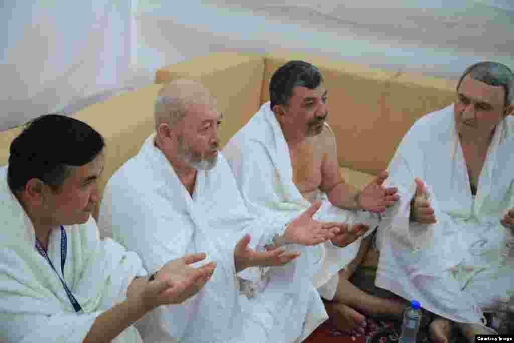Markaziy Osiyo musulmonlari Arofatda birga ibodat qildi.