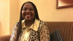 Mulher na liderança deverá abrir oportunidades para as outras, Vitória Dias Diogo
