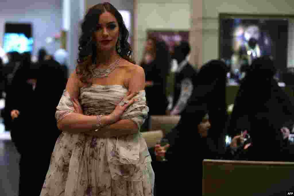 برگزاری نمایشگاه طلا و جواهرات در دوحه پایتخت قطر