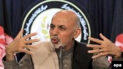 اشرف غنی احمدزی